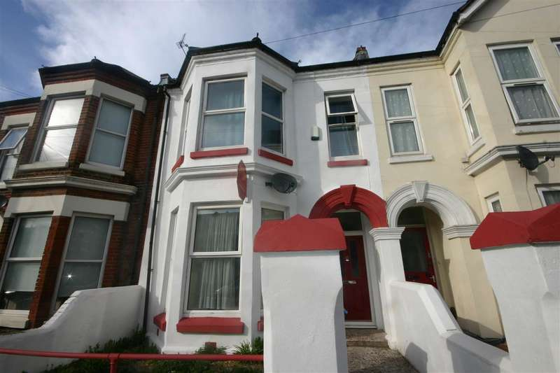 6 Bedrooms Terraced House for sale in Wilton Avenue, Southampton