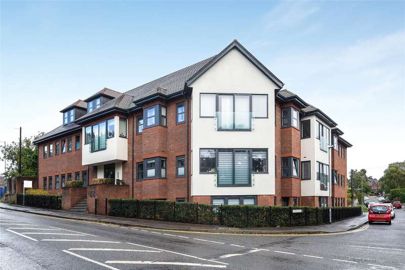 2 Bedrooms Apartment Flat for sale in Finchampstead Road, Wokingham, Berkshire, RG40
