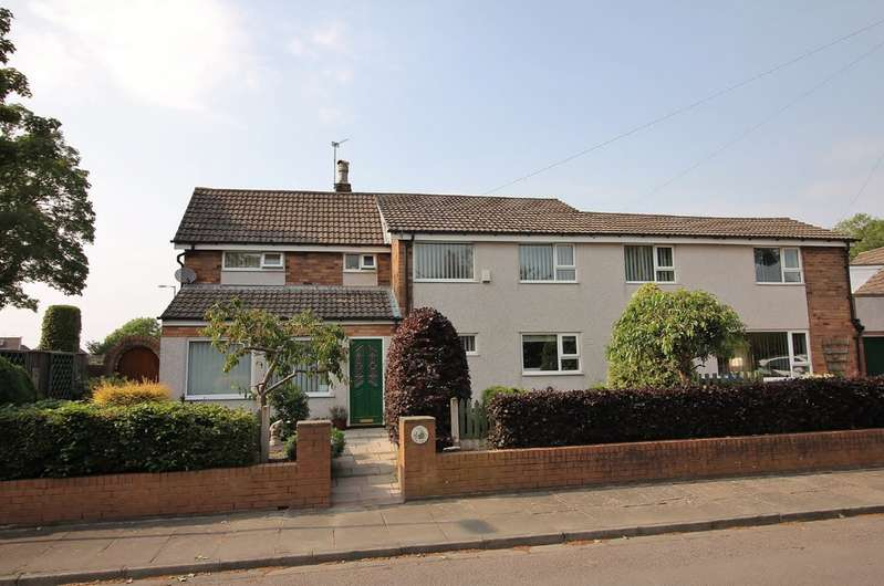 4 Bedrooms Detached House for sale in Ash Drive, Thornton FY5