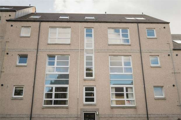 2 Bedrooms Flat for sale in Erroll Street, Aberdeen