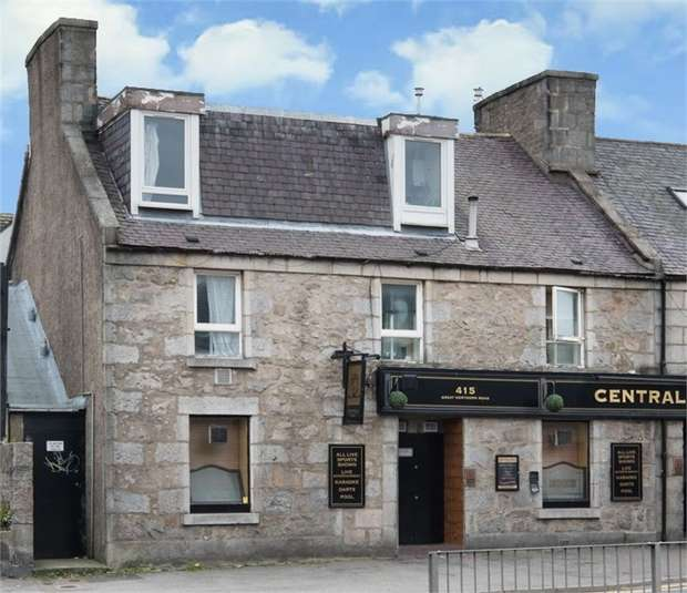 3 Bedrooms Flat for sale in Great Northern Road, Aberdeen