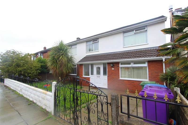 4 Bedrooms Detached House for sale in Warmington Road, Knotty Ash, Liverpool
