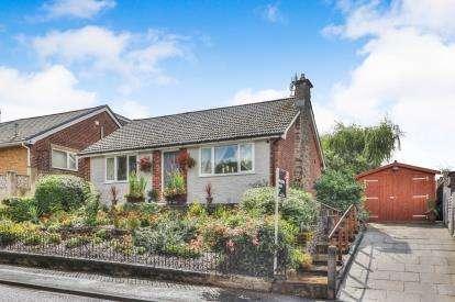 2 Bedrooms Bungalow for sale in Pasturegate Avenue, Burnley, Lancashire, BB11