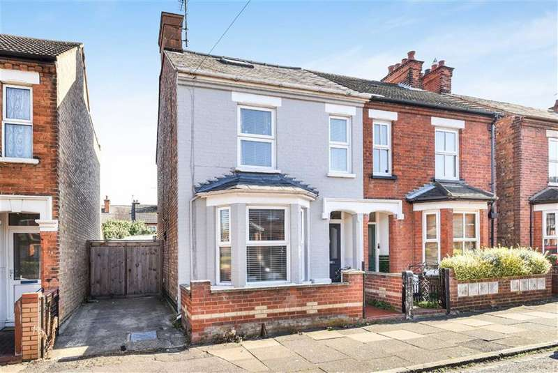 4 Bedrooms Semi Detached House for sale in Dudley Street, Bedford