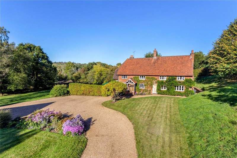 5 Bedrooms Detached House for sale in Hursley, Winchester, Hampshire, SO21