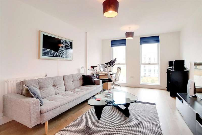 1 Bedroom Flat for sale in Ancora House, Coalmakers Wharf, London, E14