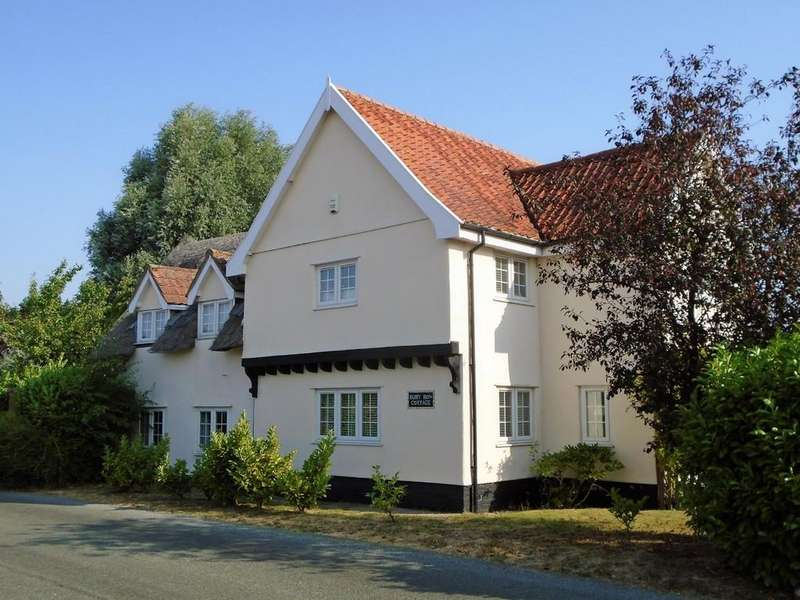 4 Bedrooms Detached House for sale in Bacton, Stowmarket
