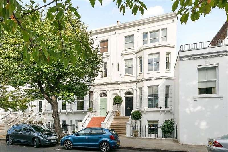 5 Bedrooms Semi Detached House for sale in Brunswick Gardens, London, W8