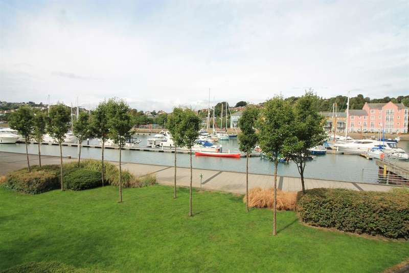 2 Bedrooms Flat for sale in Merchant Square, Portishead, North Somerset, BS20 7PD