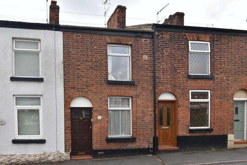 2 Bedrooms Terraced House for sale in Lower Heath Avenue, Congleton