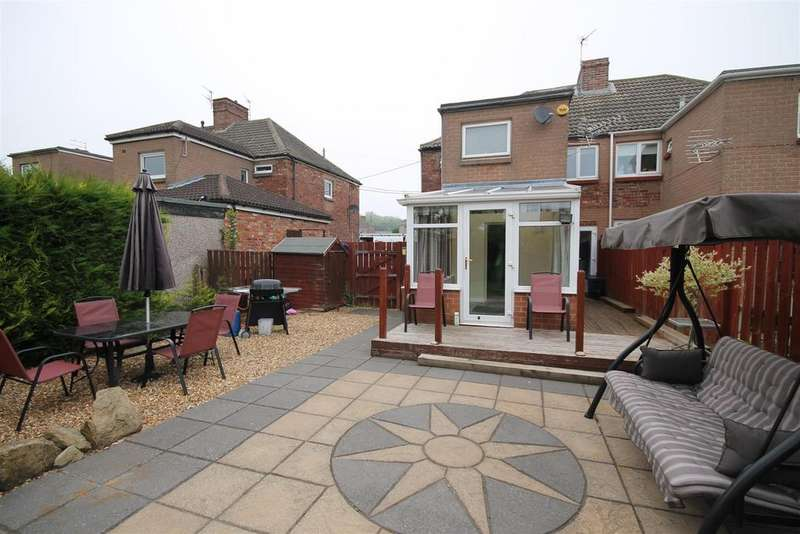 3 Bedrooms Semi Detached House for sale in Berry Avenue, Trimdon Grange, Trimdon Station
