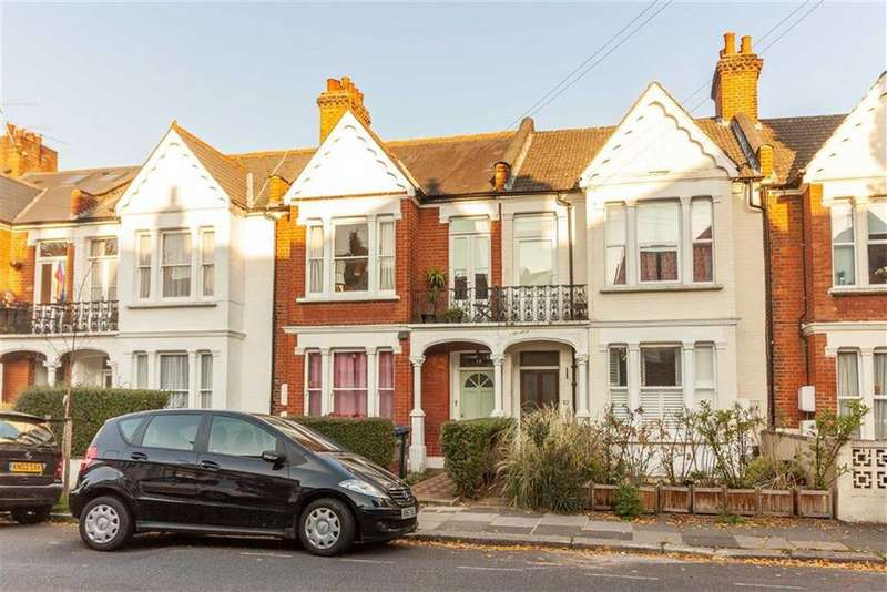 2 Bedrooms Flat for sale in Cumberland Road, Acton, London