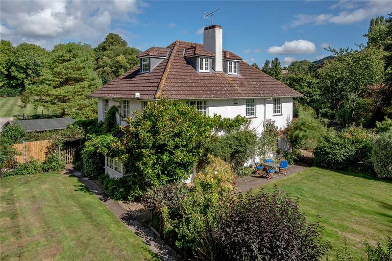 6 Bedrooms Detached House for sale in Kingston St. Mary, Taunton, Somerset, TA2