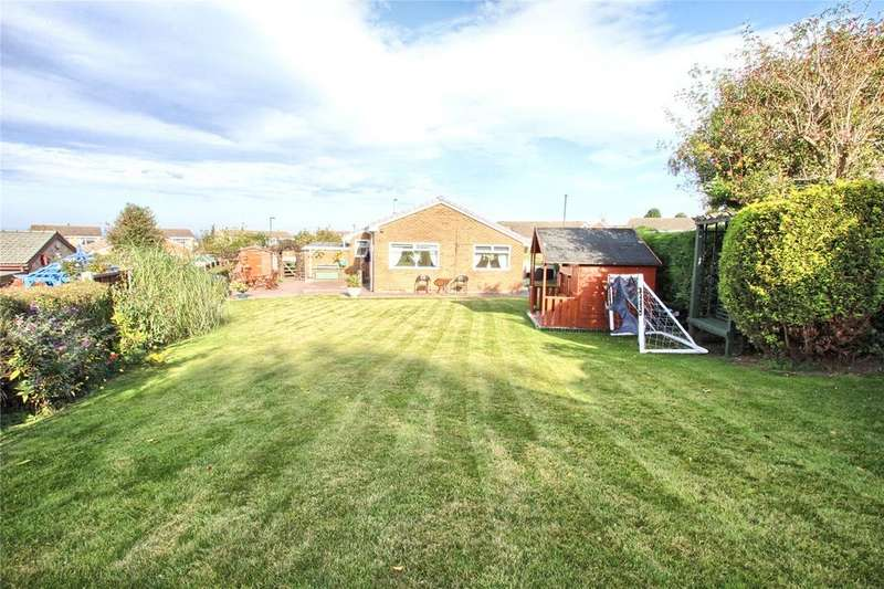 3 Bedrooms Detached Bungalow for sale in Coombe Hill, New Marske