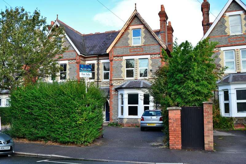 7 Bedrooms Semi Detached House for sale in Christchurch Gardens, Reading, Berkshire, RG2 7AH