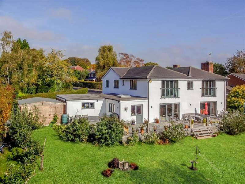 5 Bedrooms Detached House for sale in Shelley Close, Itchen Abbas, Winchester, Hampshire