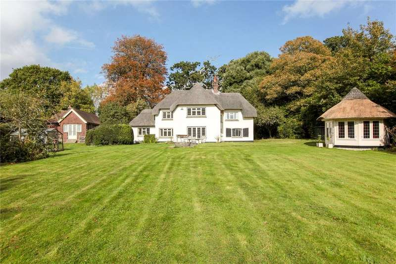 4 Bedrooms Unique Property for sale in Bloxworth, Wareham, Dorset, BH20