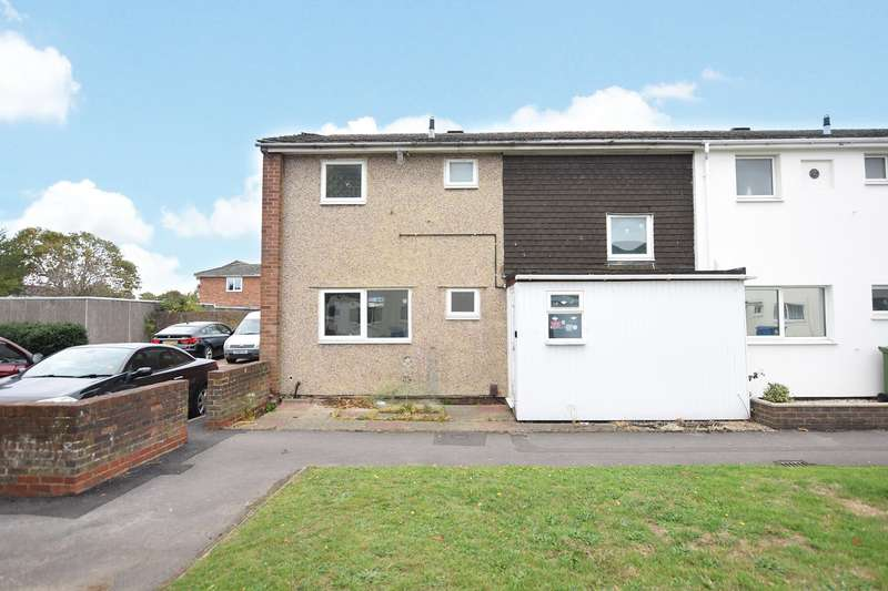 3 Bedrooms End Of Terrace House for sale in Appledore, Bracknell, Berkshire, RG12