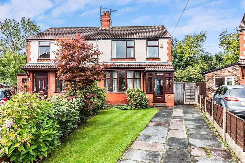 3 Bedrooms Semi Detached House for sale in Withnell Road, Didsbury , Manchester, M19