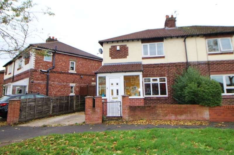 2 Bedrooms Semi Detached House for sale in Dumbarton Road, South Reddish, Stockport, SK5