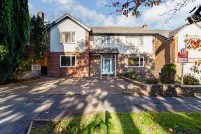 4 Bedrooms Detached House for sale in Abbeydale Park Rise, Sheffield, South Yorkshire