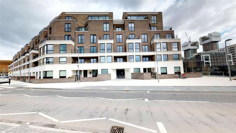3 Bedrooms Penthouse Flat for sale in Olympic Park Avenue, London, E20