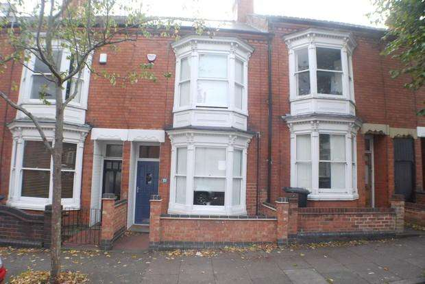 2 Bedrooms Terraced House for sale in Harrow Road, Off Narborough Road, Leicester, LE3