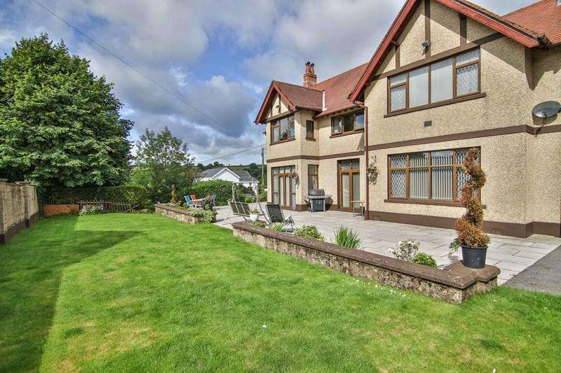 5 Bedrooms Detached House for sale in Upper High Street, Cefn Coed, Merthyr Tydfil