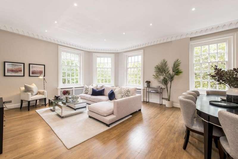 2 Bedrooms Flat for sale in Chelsea Embankment, Chelsea