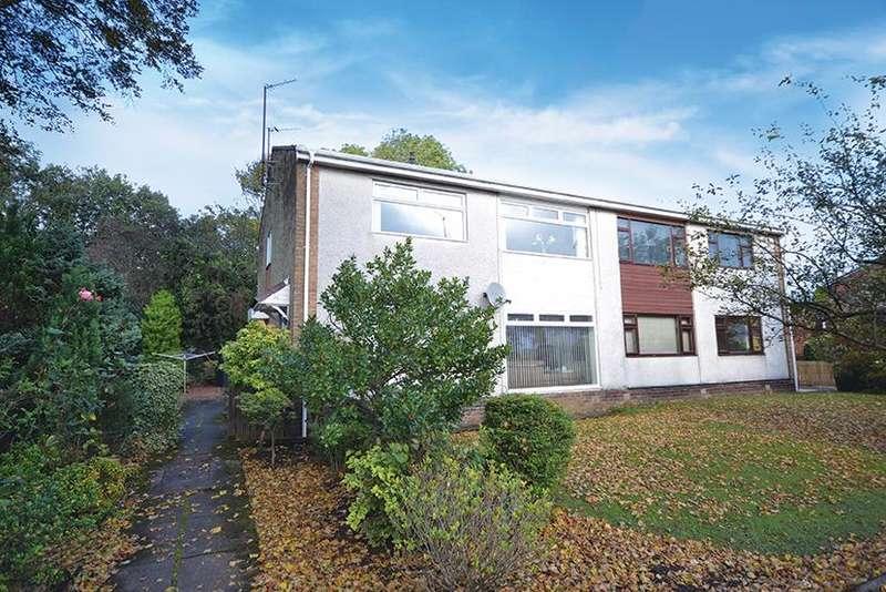 2 Bedrooms Apartment Flat for sale in 34 Harperland Drive, Kilmarnock, KA1 1UH