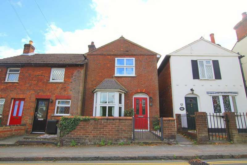 3 Bedrooms Link Detached House for sale in Oliver Street, Ampthill, Bedfordshire, MK45 2SA