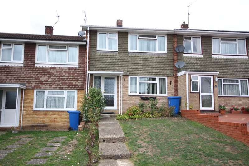 3 Bedrooms Terraced House for sale in Welbeck Road, Maidenhead