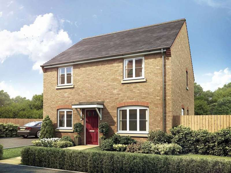 5 Bedrooms Detached House for sale in Pinchbeck Fields , Pinchbeck , PE11