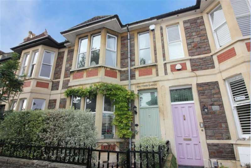 4 Bedrooms Terraced House for sale in St Helena Road, Westbury Park, Bristol