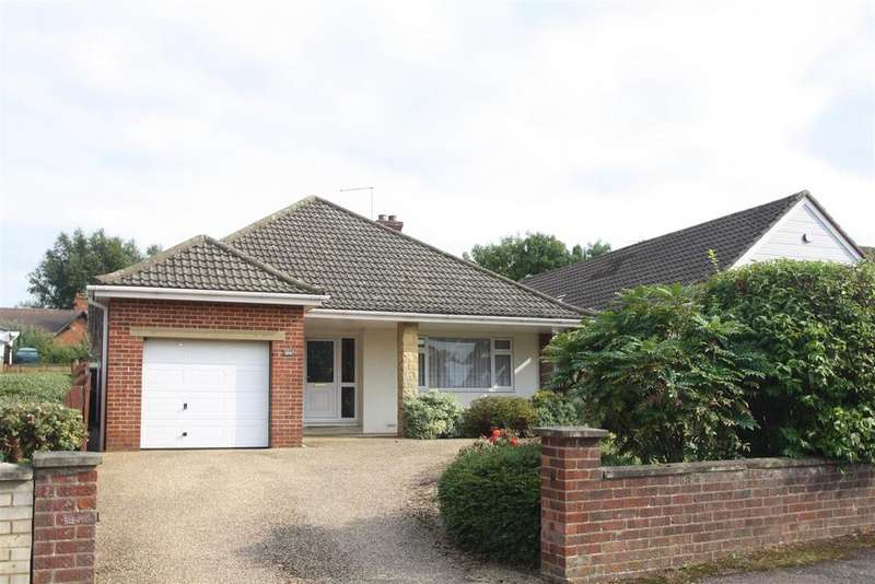 3 Bedrooms Detached Bungalow for sale in Whalley Drive, Bletchley, Milton Keynes