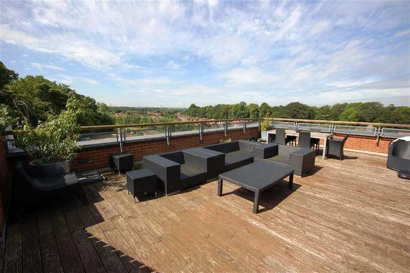 2 Bedrooms Apartment Flat for sale in Citipeak, 874 Wilmslow Road, Didsbury, Manchester, M20