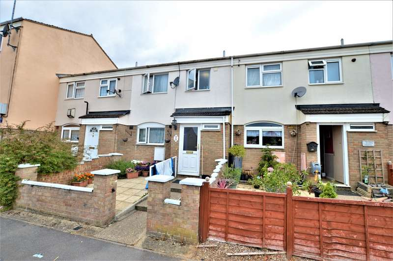 3 Bedrooms Terraced House for sale in Newchurch Road, Slough SL2