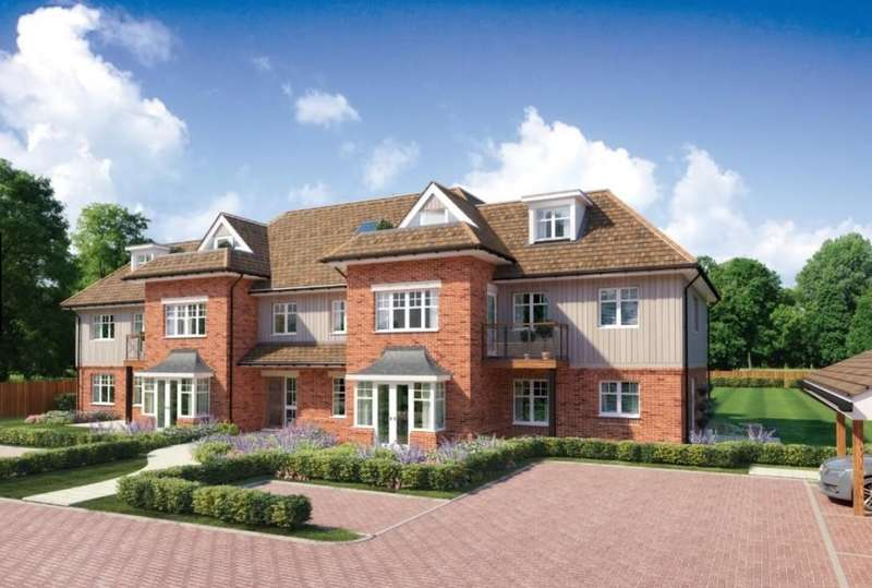 3 Bedrooms Apartment Flat for sale in FERNDOWN