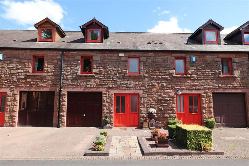 3 Bedrooms Cottage House for sale in CA2 5SW Barrel House, Bridge Lane, Carlisle, Cumbria