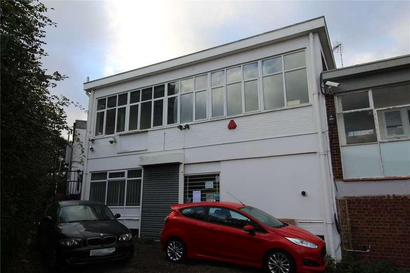 Light Industrial Commercial for sale in Cranborne Industrial Estate, Cranborne Road, Potters Bar, Hertfordshire, EN6