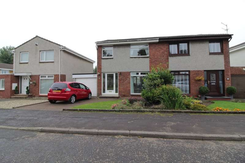3 Bedrooms Semi Detached House for sale in Coylebank, Prestwick, KA9