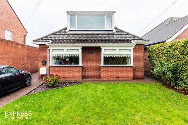 4 Bedrooms Detached House for sale in Green Lane, Ashington, Northumberland