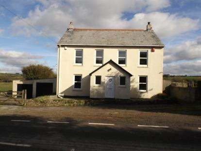 5 Bedrooms Detached House for sale in Mitchell, Newquay, Cornwall