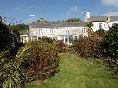 4 Bedrooms Semi Detached House for sale in St. Austell, Cornwall