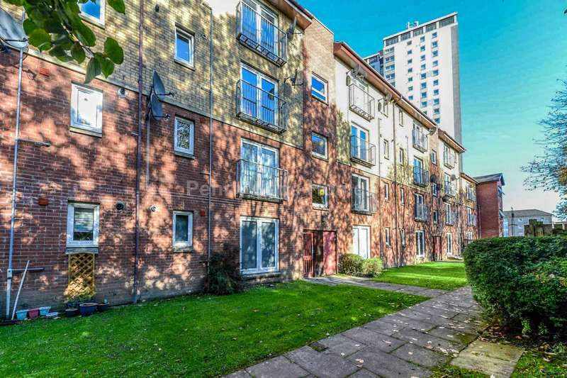 2 Bedrooms Flat for sale in Curle Street, Whiteinch