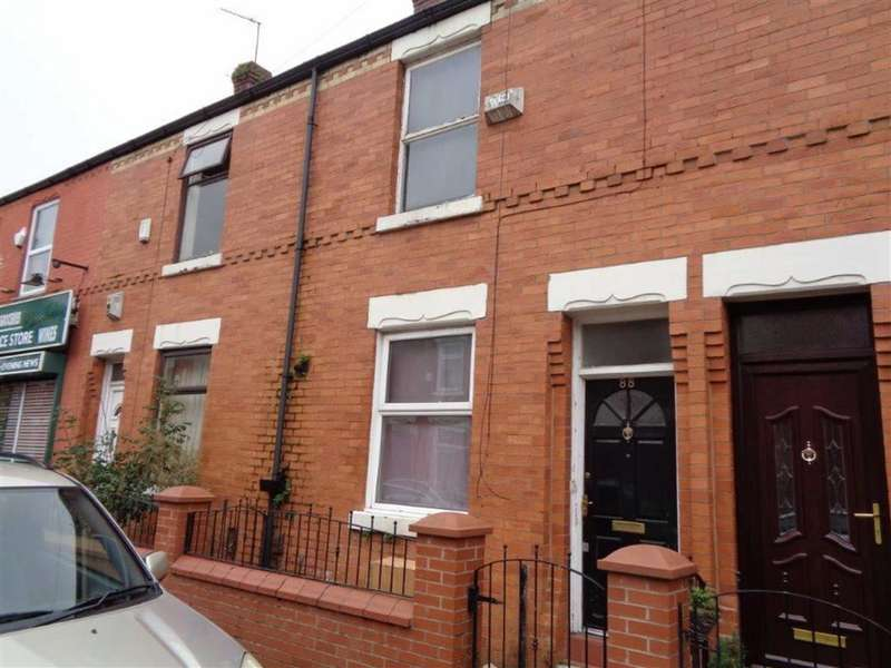 2 Bedrooms Terraced House for sale in Cobden Street, Blackley, Moston