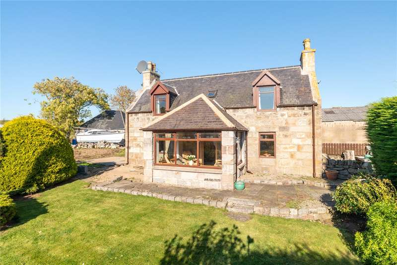 3 Bedrooms Detached House for sale in Mutton Brae, Fintray, Aberdeen, Aberdeenshire, AB21