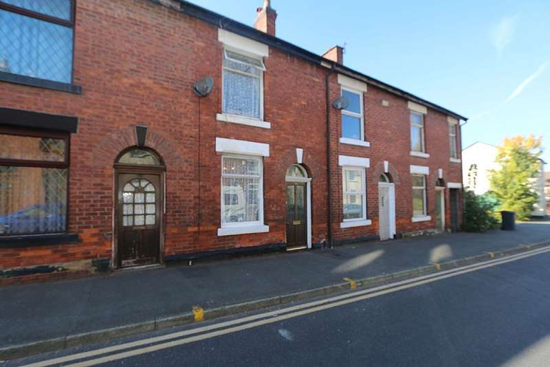 2 Bedrooms Terraced House for sale in Lumn Road, Hyde, Greater Manchester, SK14 1QA