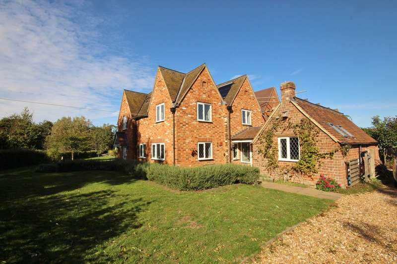 4 Bedrooms Country House Character Property for sale in Peakes End, Steppingley, Bedfordshire, MK45