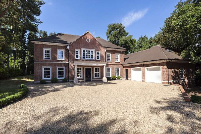6 Bedrooms Detached House for sale in Crooksbury Road, Farnham, Surrey, GU10